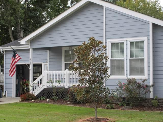 502 Leeward Way, Calabash, NC 28467 (MLS #100188128) :: CENTURY 21 Sweyer & Associates