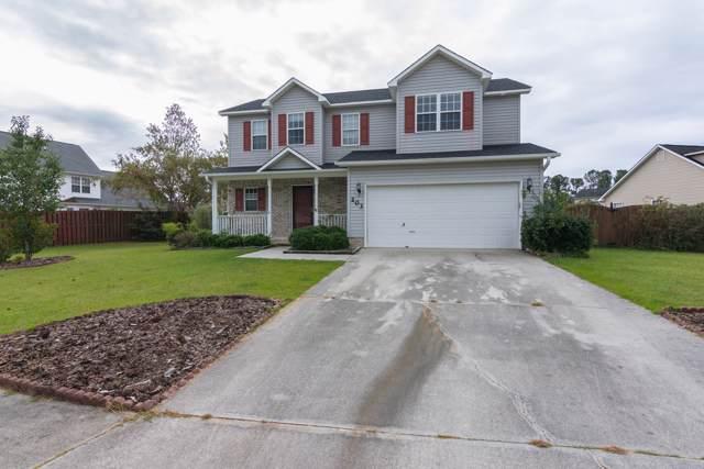 203 Edgefield Drive, Jacksonville, NC 28546 (MLS #100188146) :: CENTURY 21 Sweyer & Associates