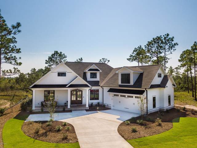 3411 Knollwood Circle, Southport, NC 28461 (MLS #100188156) :: CENTURY 21 Sweyer & Associates