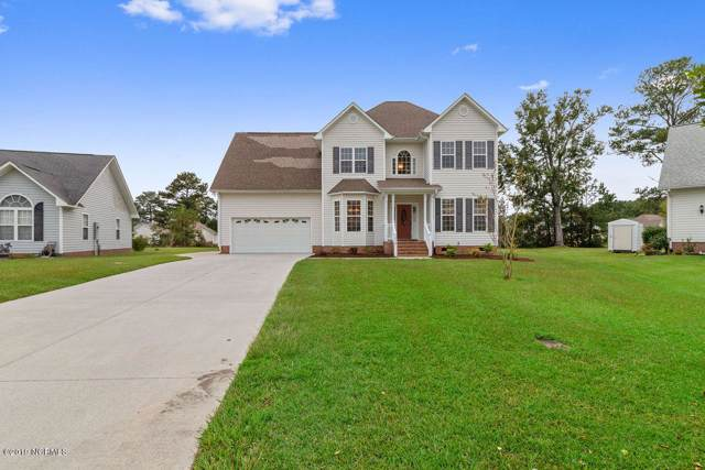 215 Bunker Court, Jacksonville, NC 28540 (MLS #100188162) :: The Keith Beatty Team