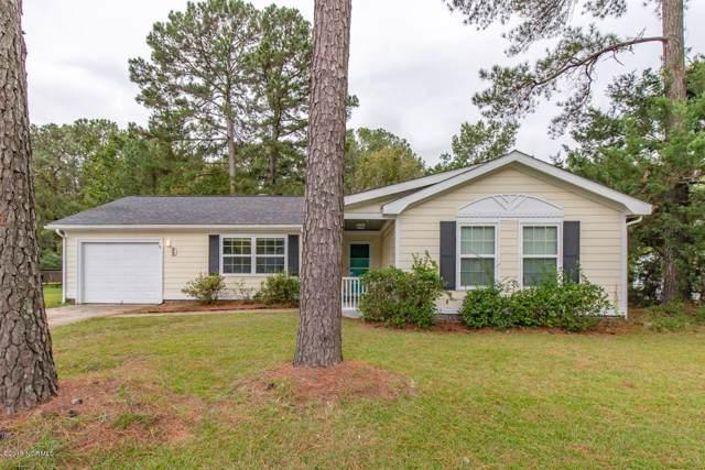 33 Dixie Trail, Jacksonville, NC 28546 (MLS #100188166) :: CENTURY 21 Sweyer & Associates
