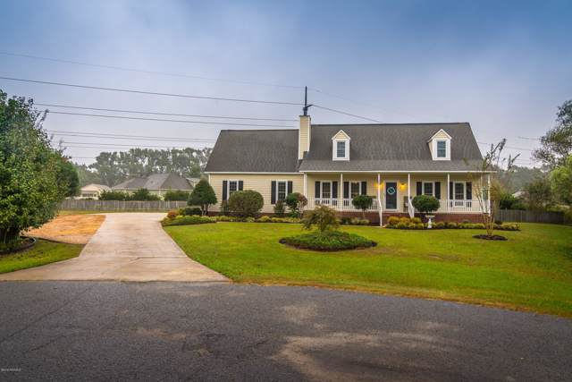 2001 Carey Court, Winterville, NC 28590 (MLS #100188184) :: Courtney Carter Homes
