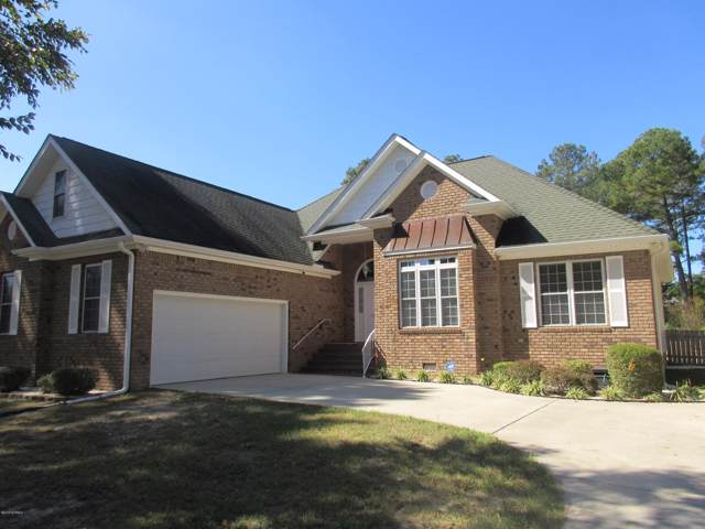 12520 Ponderosa Circle, Laurinburg, NC 28352 (MLS #100188193) :: RE/MAX Essential