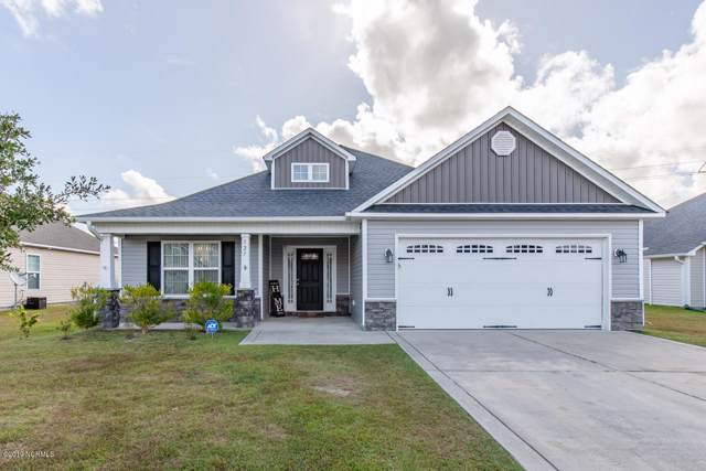 127 Cavalier Drive, Jacksonville, NC 28546 (MLS #100188215) :: CENTURY 21 Sweyer & Associates