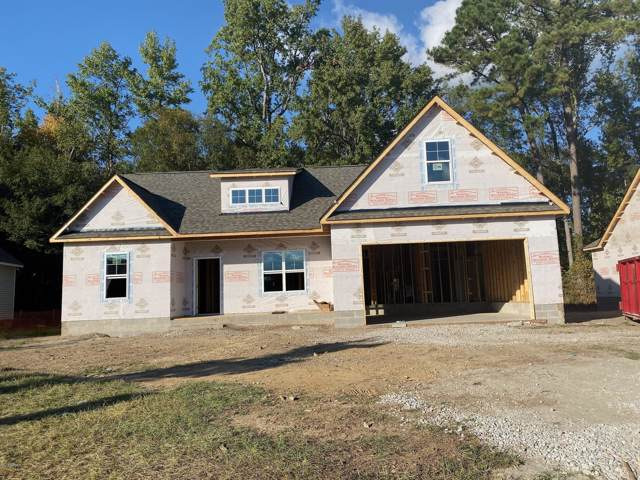 5118 Brewer Court, Wilson, NC 27896 (MLS #100188239) :: Coldwell Banker Sea Coast Advantage
