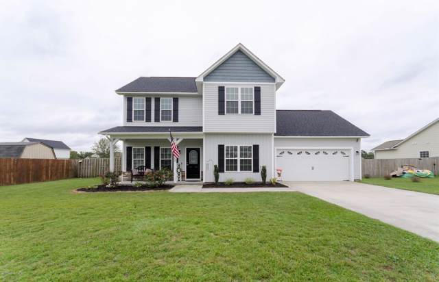 413 Fawn Meadow Drive, Richlands, NC 28574 (MLS #100188254) :: Courtney Carter Homes