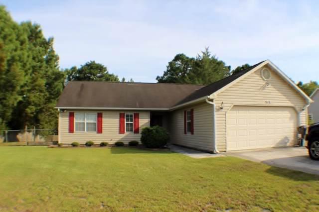 313 Josie Court, Hubert, NC 28539 (MLS #100188259) :: Berkshire Hathaway HomeServices Hometown, REALTORS®