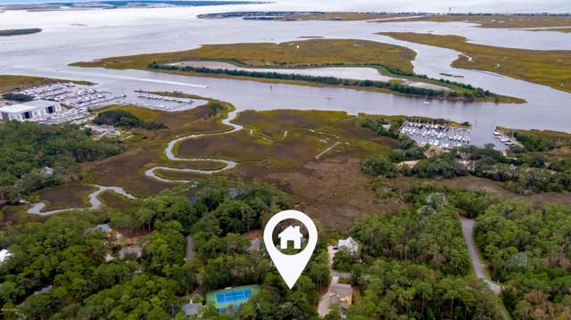 6177 Cottage Creek Road, Southport, NC 28461 (MLS #100188278) :: The Bob Williams Team