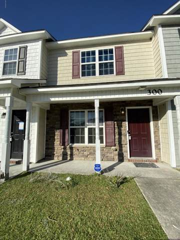 300 Caldwell Loop, Jacksonville, NC 28546 (MLS #100188307) :: RE/MAX Essential