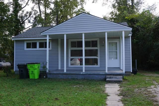 1103 Newton Drive, New Bern, NC 28562 (MLS #100188320) :: CENTURY 21 Sweyer & Associates