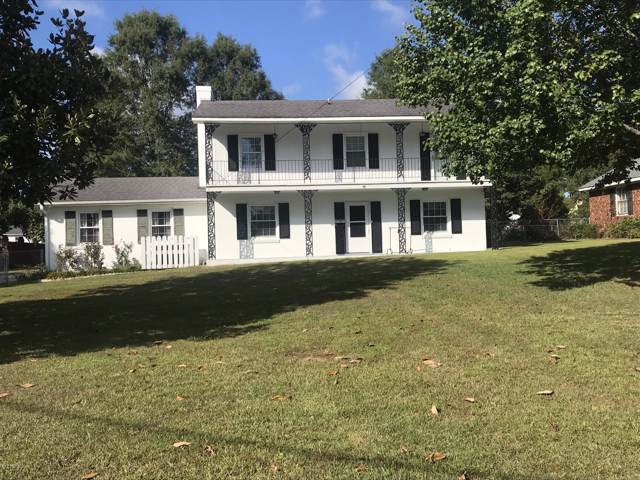 1607 Dubose Drive, Kinston, NC 28504 (MLS #100188350) :: RE/MAX Essential
