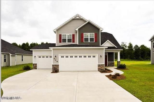 327 Adobe Lane, Jacksonville, NC 28546 (MLS #100188366) :: Coldwell Banker Sea Coast Advantage