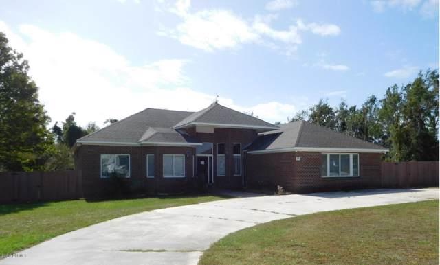 151 Leslie Drive, Hubert, NC 28539 (MLS #100188389) :: Berkshire Hathaway HomeServices Hometown, REALTORS®