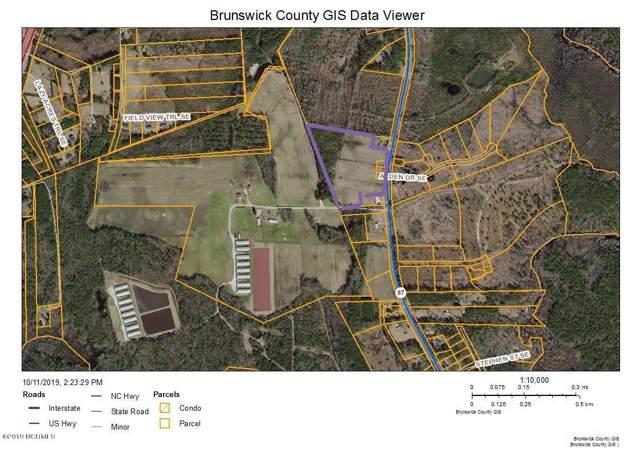 473 George Ii Highway, Winnabow, NC 28479 (MLS #100188414) :: The Keith Beatty Team