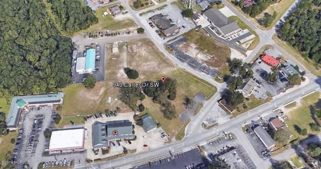 940 Carter Drive SW, Calabash, NC 28467 (MLS #100188419) :: CENTURY 21 Sweyer & Associates