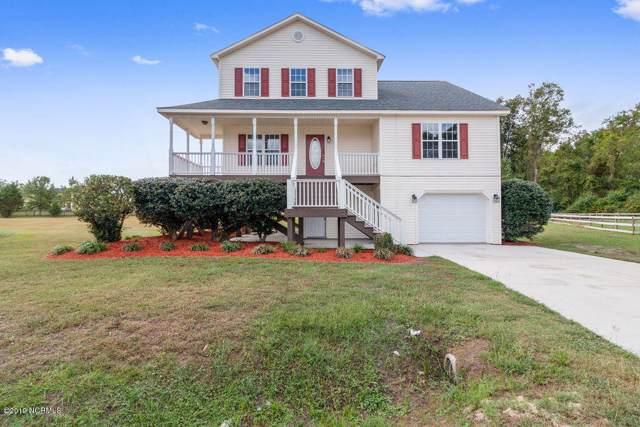 159 Forest Bluff Drive, Jacksonville, NC 28540 (MLS #100188463) :: CENTURY 21 Sweyer & Associates