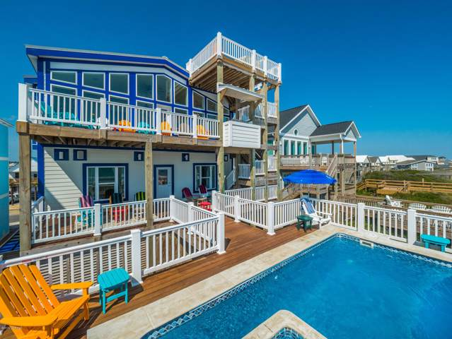 124 N North Shore Drive, Surf City, NC 28445 (MLS #100188465) :: The Chris Luther Team
