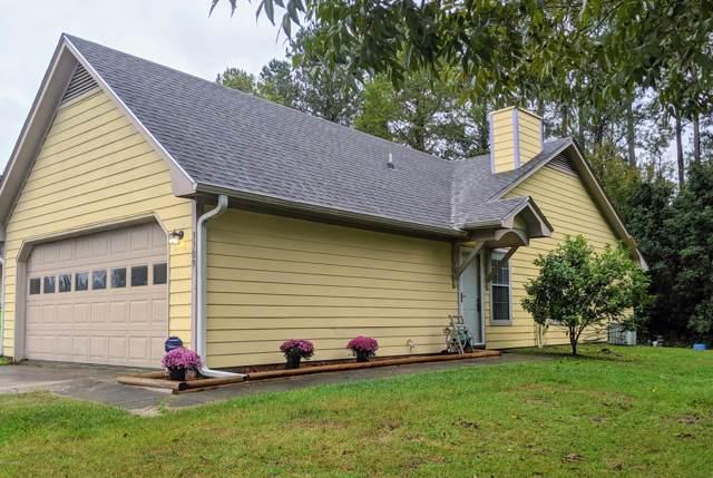 3309 Elizabeth Avenue, New Bern, NC 28562 (MLS #100188480) :: Courtney Carter Homes