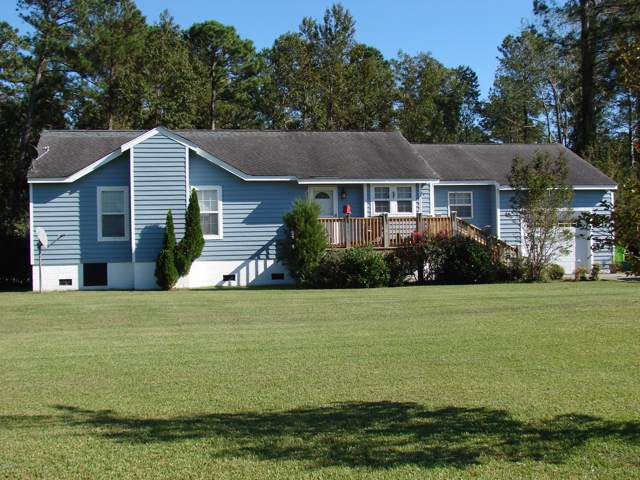 218 Godfrey Boulevard, Havelock, NC 28532 (MLS #100188488) :: RE/MAX Essential