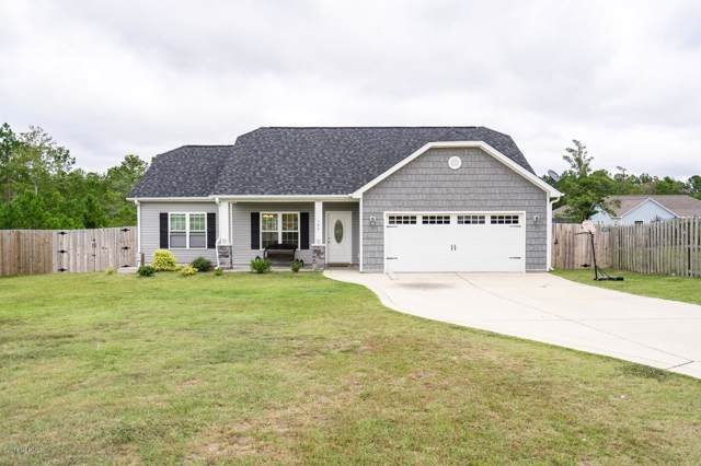 106 Costa Court, Sneads Ferry, NC 28460 (MLS #100188551) :: Courtney Carter Homes