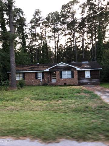 1746 Holly Ridge Road, Kinston, NC 28504 (MLS #100188552) :: RE/MAX Essential