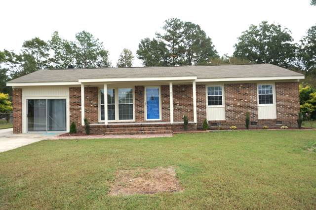 3105 E Gypsy Trail, Rocky Mount, NC 27803 (MLS #100188595) :: The Keith Beatty Team