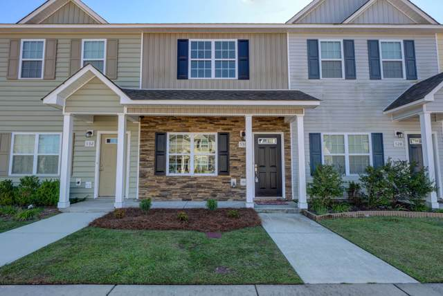 530 Oyster Rock Lane, Sneads Ferry, NC 28460 (MLS #100188612) :: Courtney Carter Homes