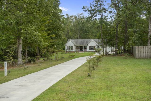 706 Cattail Court, Jacksonville, NC 28540 (MLS #100188614) :: RE/MAX Elite Realty Group