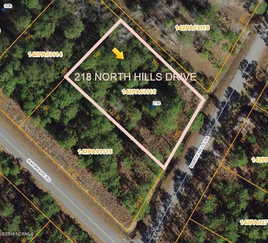 218 N North Hills Drive, Boiling Spring Lakes, NC 28461 (MLS #100188642) :: The Keith Beatty Team