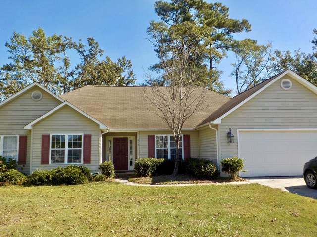 619 Fox Ridge Court, Havelock, NC 28532 (MLS #100188644) :: RE/MAX Essential