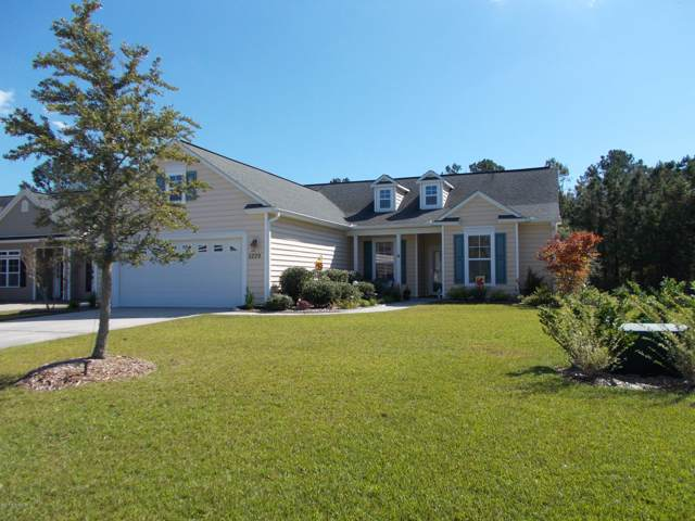 5229 Shipmast Way, Southport, NC 28461 (MLS #100188649) :: Vance Young and Associates
