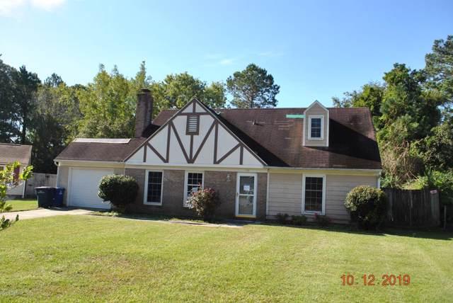 106 Woodside Court, Jacksonville, NC 28546 (MLS #100188658) :: CENTURY 21 Sweyer & Associates