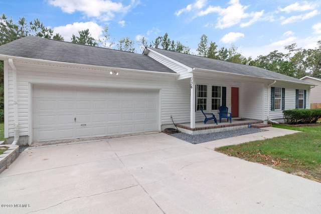 136 Constitution Avenue, Jacksonville, NC 28540 (MLS #100188672) :: Chesson Real Estate Group