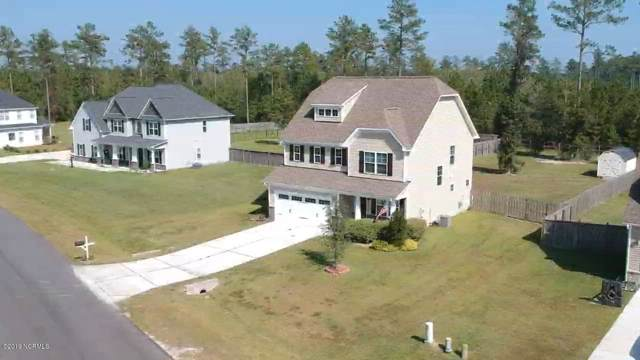 704 Southernwood Place, Hubert, NC 28539 (MLS #100188701) :: Berkshire Hathaway HomeServices Hometown, REALTORS®