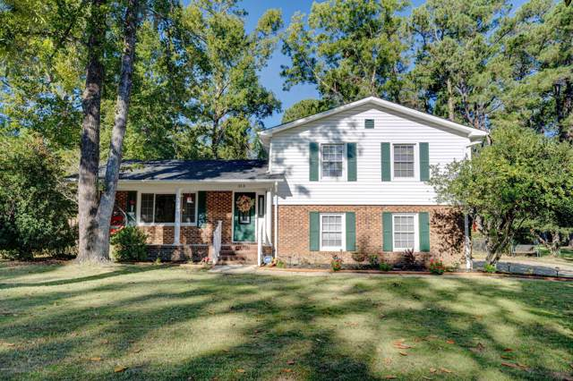 313 W Blackbeard Road, Wilmington, NC 28409 (MLS #100188712) :: RE/MAX Essential