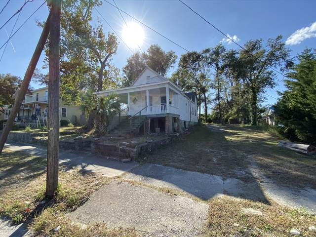 213 N 10th Street, Wilmington, NC 28401 (MLS #100188730) :: RE/MAX Essential