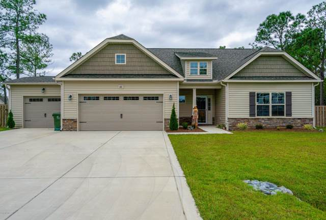 601 Pennywort Court, Sneads Ferry, NC 28460 (MLS #100188732) :: Courtney Carter Homes