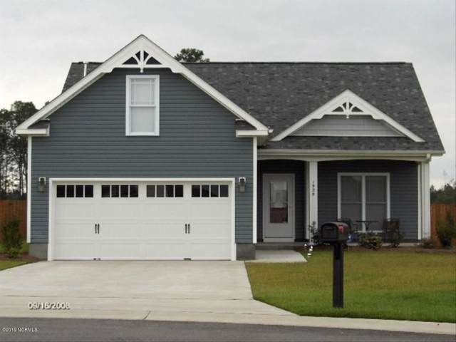 1928 Chavis Court, Greenville, NC 27858 (MLS #100188747) :: Chesson Real Estate Group