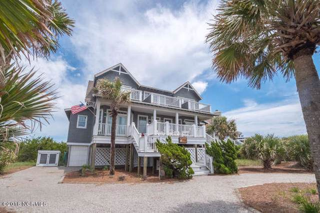 17 Starrush Trail, Bald Head Island, NC 28461 (MLS #100188750) :: Chesson Real Estate Group