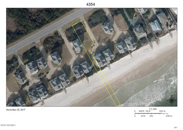 4354 Island Drive, North Topsail Beach, NC 28460 (MLS #100188755) :: Chesson Real Estate Group