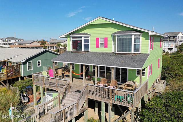 1107 Ocean Drive, Emerald Isle, NC 28594 (MLS #100188760) :: Barefoot-Chandler & Associates LLC