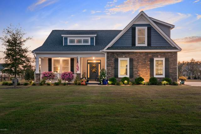 3062 Fernleaf Drive, Greenville, NC 27858 (MLS #100188769) :: Chesson Real Estate Group