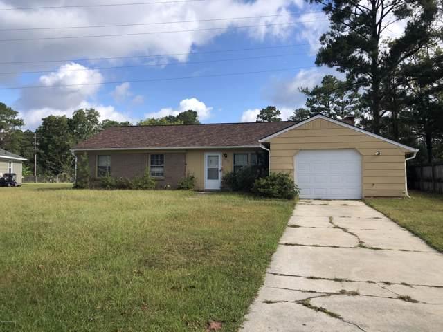 1006 Brynn Marr Road, Jacksonville, NC 28546 (MLS #100188770) :: CENTURY 21 Sweyer & Associates