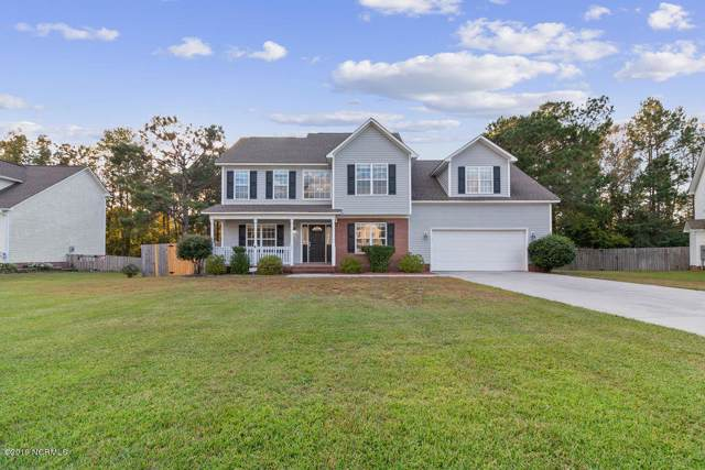 261 Rutherford Way, Jacksonville, NC 28540 (MLS #100188787) :: Chesson Real Estate Group