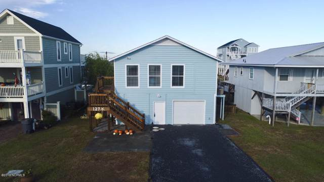 127 Starfish Drive, Holden Beach, NC 28462 (MLS #100188812) :: The Chris Luther Team