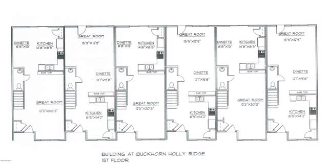Lot 11-1 Tbd, Holly Ridge, NC 28445 (MLS #100188824) :: Chesson Real Estate Group