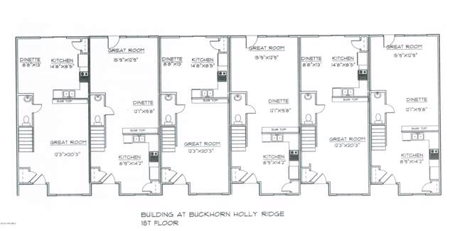 Lot 11-2 Tbd, Holly Ridge, NC 28445 (MLS #100188826) :: Chesson Real Estate Group