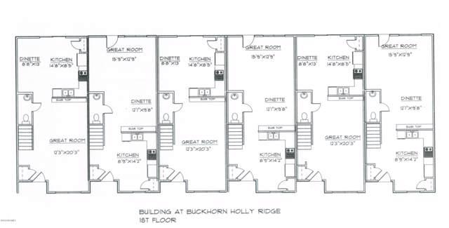 Lot 11-4 Tbd, Holly Ridge, NC 28445 (MLS #100188830) :: CENTURY 21 Sweyer & Associates