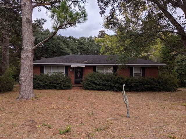 208 Rose Avenue, Wilmington, NC 28403 (MLS #100188840) :: The Chris Luther Team