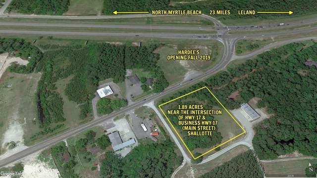 Tbd Main Street, Shallotte, NC 28470 (MLS #100188882) :: The Keith Beatty Team